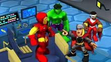 Imagen 2 de uDraw Marvel Super Hero Squad: Comic Combat