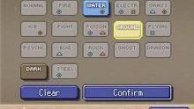 Pantalla Pokémon Conquest