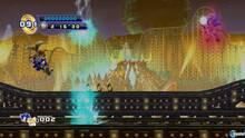 Pantalla Sonic the Hedgehog 4: Episode II