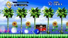 Pantalla Sonic the Hedgehog 4: Episode 1