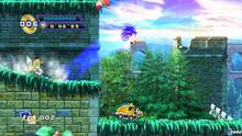 Pantalla Sonic the Hedgehog 4: Episode II PSN