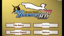 Imagen 2 de Ace Attorney: Phoenix Wright Trilogy HD
