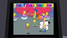 Pantalla The Simpsons Arcade PSN