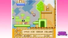 Pantalla Kirby's Adventure 3D Classics eShop