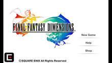 Imagen 2 de Final Fantasy Dimensions