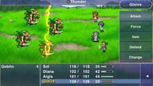 Pantalla Final Fantasy Dimensions