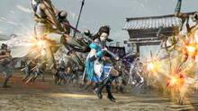 Pantalla Samurai Warriors 4