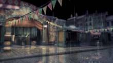 Pantalla rain PSN