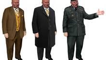 Pantalla 007 Legends