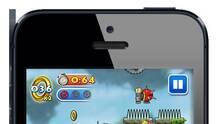 Pantalla Sonic Jump