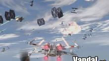 Pantalla Star Wars Rogue Squadron 3: Rebel Strike