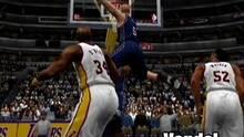 Pantalla NBA 2K3