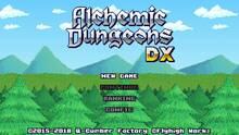 Imagen 1 de Alchemic Dungeons DX