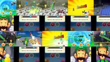 Pantalla Mario & Luigi: Dream Team Bros.
