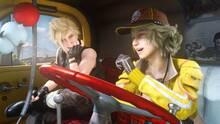 Pantalla Final Fantasy XV
