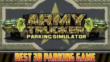 Imagen 1 de Army Trucker: Fighting Park Sim