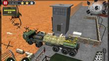 Imagen 2 de Army Trucker: Fighting Park Sim