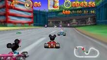 Pantalla Mickey's Speedway USA