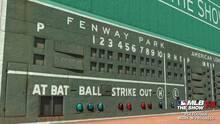 Pantalla MLB 14: The Show