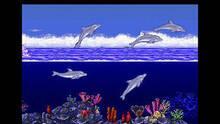 Pantalla 3D Ecco the Dolphin