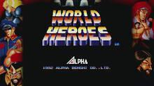 Imagen 1 de WORLD HEROES PSN