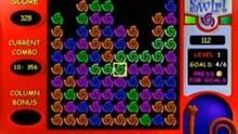 Pantalla Sega Swirl