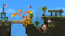 Pantalla Broforce