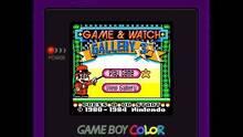 Imagen 1 de Game & Watch Gallery 3 CV