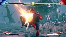 Pantalla Street Fighter V