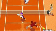 Pantalla Mario Power Tennis