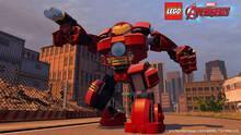 Pantalla LEGO Marvel Vengadores
