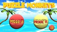 Imagen 2 de Puzzle Monkeys eShop