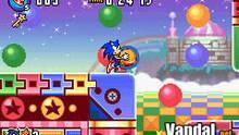 Pantalla Sonic Advance 3
