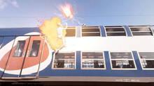 Imagen Face au train