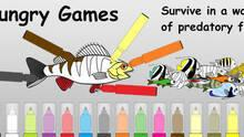 Imagen 1 de Hungry Games: Survive in a world of predatory fish