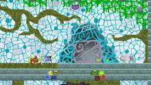 Pantalla Schrödinger's Cat and the Raiders of the Lost Quark
