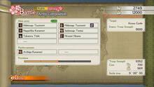 Pantalla Samurai Warriors 4: Empires