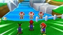 Pantalla Mario & Luigi: Paper Jam Bros.