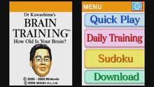 Imagen 1 de Brain Training del Dr. Kawashima: ¿Cuántos años tiene tu cerebro? CV
