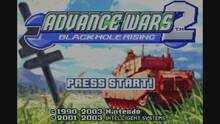 Imagen 1 de Advance Wars 2: Black Hole Rising CV