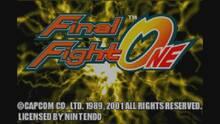 Imagen 1 de Final Fight One CV