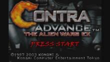 Imagen 1 de Contra Advance The Alien Wars Ex CV