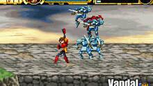 Pantalla Advance Guardian Heroes