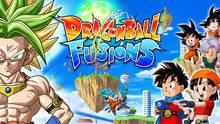 Pantalla Dragon Ball: Fusions