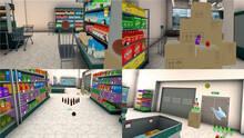 Supermarket VR and mini-games