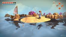 Pantalla Oceanhorn: Monster of Uncharted Seas