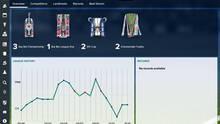 Pantalla Football Manager Touch 2017