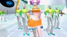 Pantalla Space Channel 5 VR: Ukiuki Viewing Show
