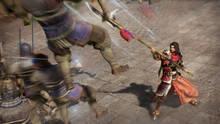 Pantalla Dynasty Warriors 9