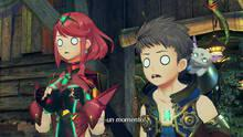 Pantalla Xenoblade Chronicles 2